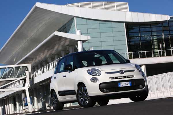 First Drive – Fiat 500L