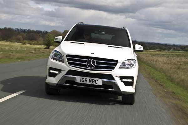 Mercedes-Benz M-Class ML250 BlueTEC 4Matic