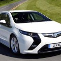 For as little as £1 the Ampera provides a battery powered emissions free range of 25-50 miles