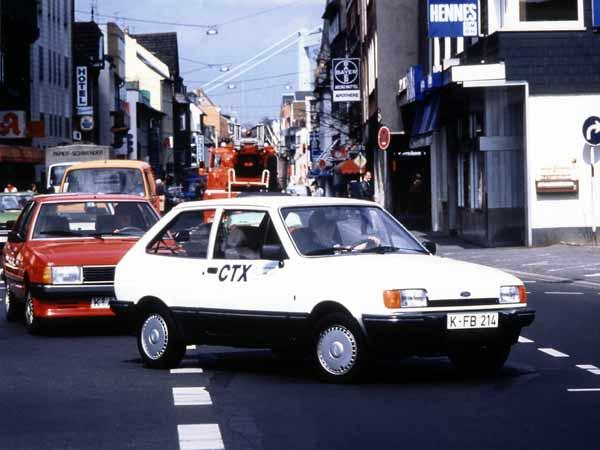 Jennifer Tonin's First Car……