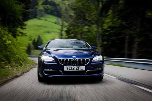BMW 640d M Sport Gran Coupé