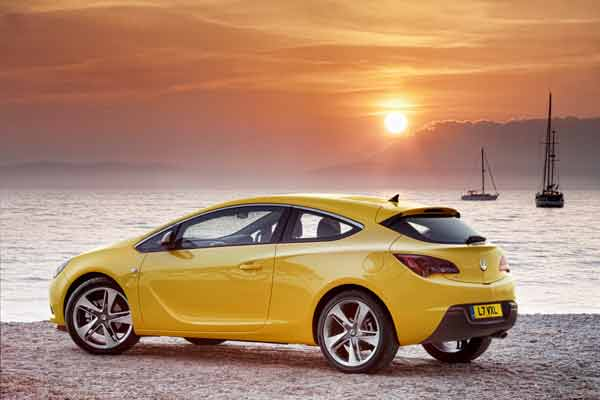Vauxhall Astra GTC 1.4T