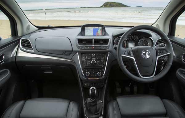 Vauxhall Mokka SE 1.4i 140bhp (4×4)