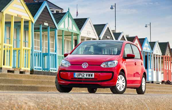 Volkswagen Up! – High Up 5dr