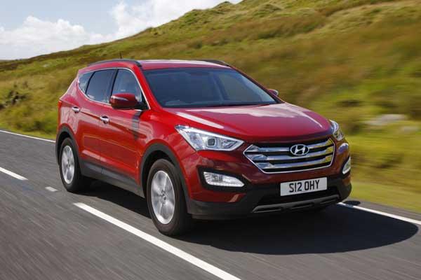 Hyundai Santa Fe Executive 2.2 Diesel 4WD Manual