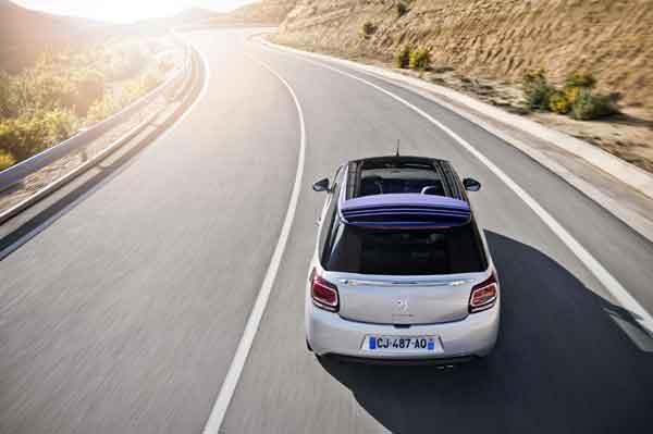 First Drive – Citroen DS3 Cabrio