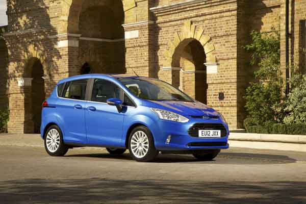 Ford B-Max 1.0 EcoBoost