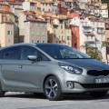 The new Kia Carens marks a dramatic change from the dull look of its predecessor