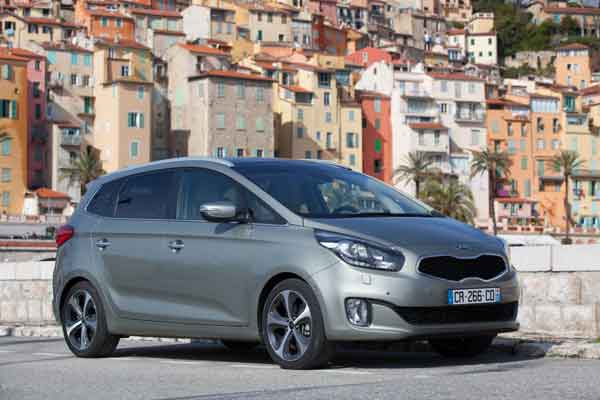 First Drive – Kia Carens