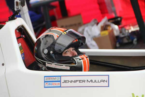 Jennifer Mullan's 2013 Racing Season Has Started