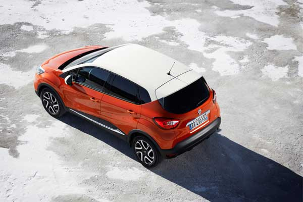 First Drive – Renault Captur