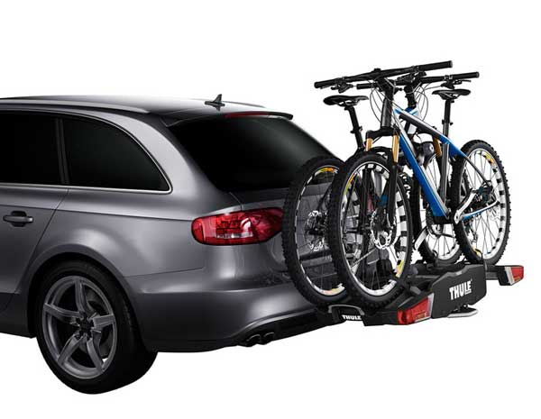 Win Win Win –  A Two Bike Towball Mounted Bike Carrier