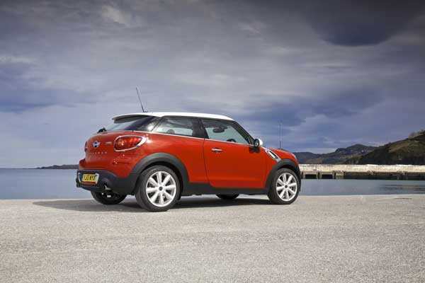 First Drive – MINI Cooper SD ALL4 Paceman