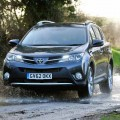 RAV4 means Recreational Active Vehicle 4-wheel drive