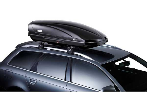 WIN!… We've Got a Super Car Roof Box to Giveaway