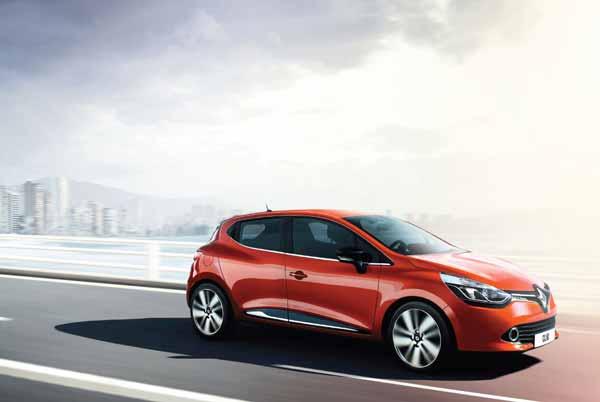 Renault Clio Dynamique dCi 90 Stop & Start ECO 5dr