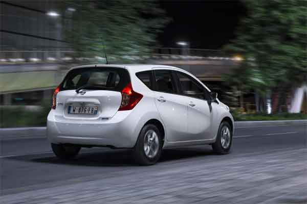 First Drive – Nissan Note