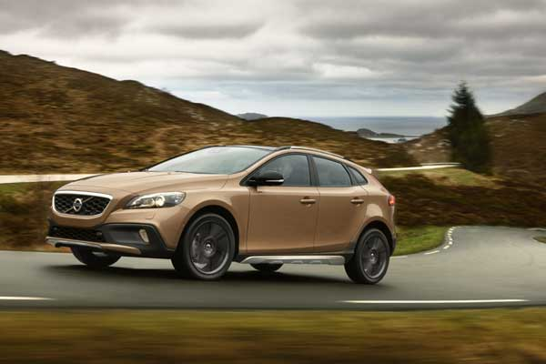 Volvo V40 D3 Cross Country Geartronic
