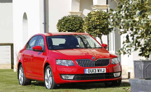 Skoda Octavia 2.0 TDI CR 150PS