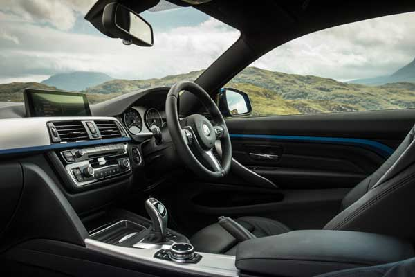 First Drive – BMW 4 Series Coupé