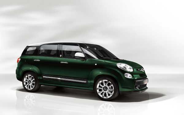 Fiat 500L MPW 1.3 MultiJet