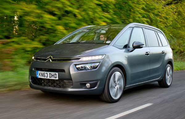 First Drive: Citroën Grand C4 Picasso