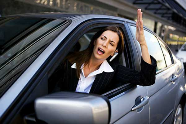 Survey reveals females are the most trusted drivers in the UK
