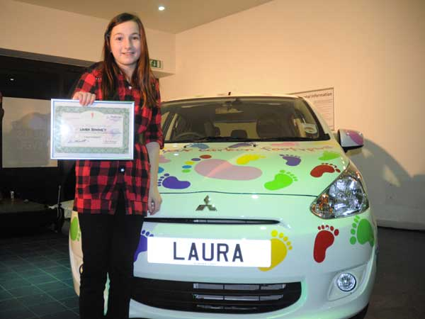 School Girl Beats Hundreds With Her Design For Eco-Friendly Mirage