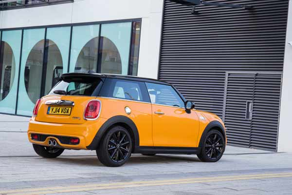 'The New Original', a MINI that is distinctly familiar but enhanced in every single way