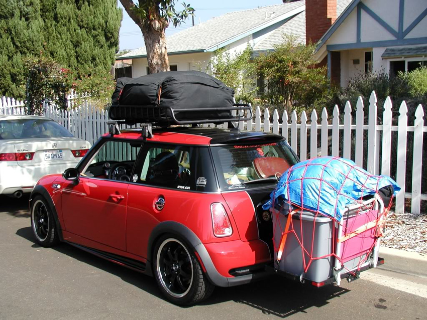 Overloading Your Car