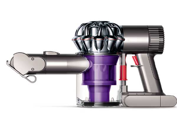Review of the Dyson DC58