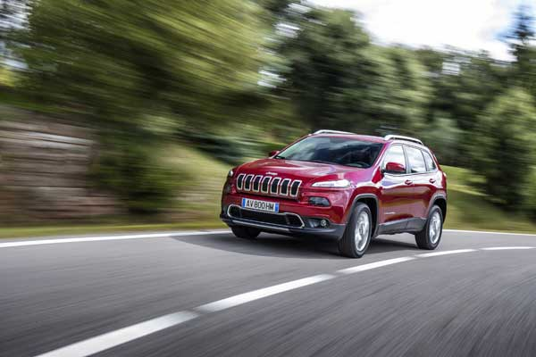 First Drive: Jeep Cherokee