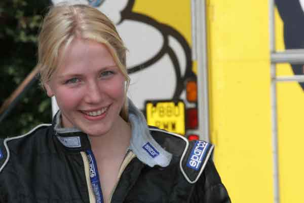 Jodie Hemming Joins Clio Cup Series