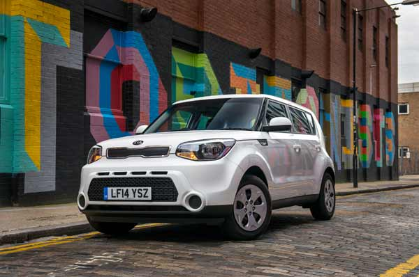 First Drive: Kia Soul Connect 1.6 CRDi
