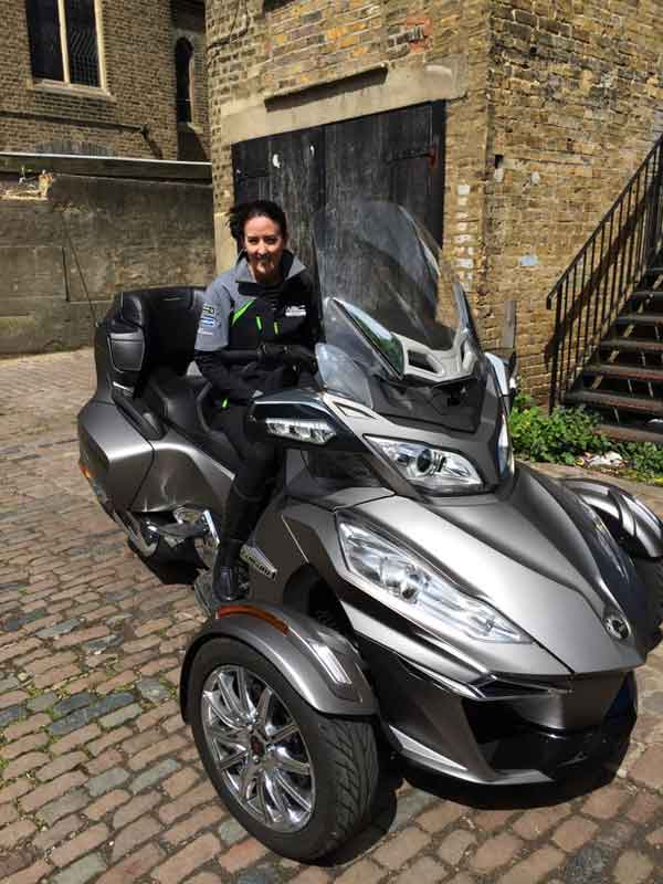 First Drive: 2014 Can-Am Spyder RT