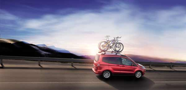 First Drive: Ford Tourneo Courier