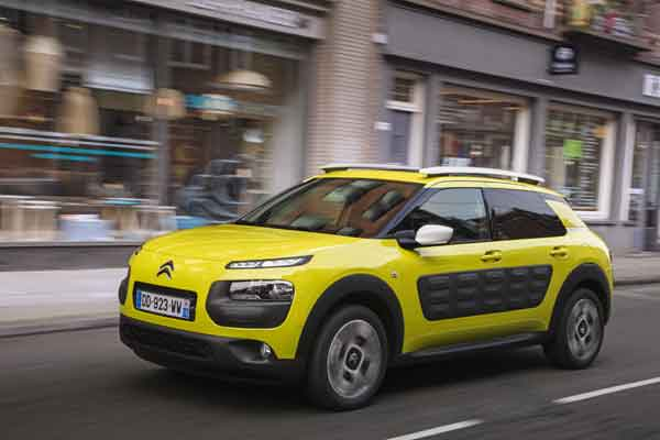 First Drive: Citroen C4 Cactus