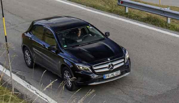Mercedes-Benz GLA 200 CDI SE