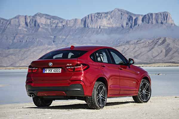First Drive: BMW X4 xDrive 30d M Sport