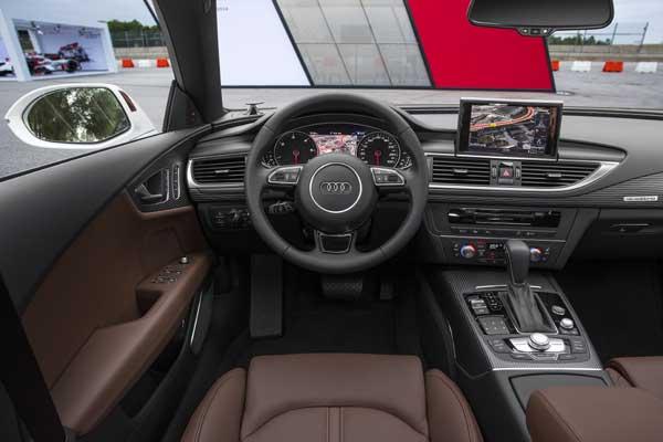 First Drive: Audi A7 Sportback 3.0 TDI Ultra
