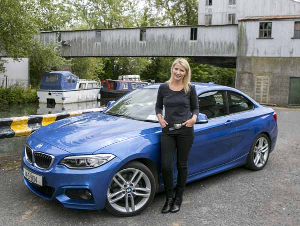BMW 220d M Sport Coupe