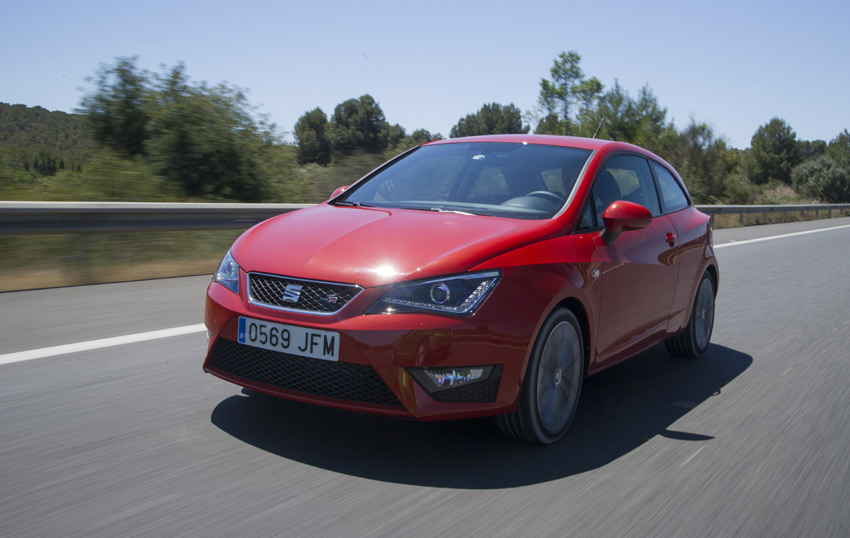 The Ibiza is one of SEAT's most important models