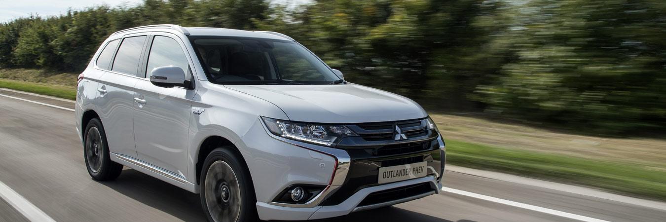 Mitsubishi Outlander PHEV - Wheels For Women