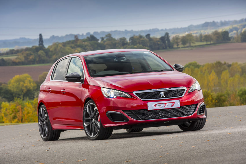 Launched in 2013, the 308 was voted 2014 European 'Car of the Year