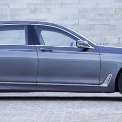BMW 730Ld Saloon