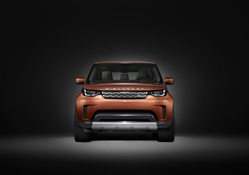 Continues the Land Rover Above and Beyond journey