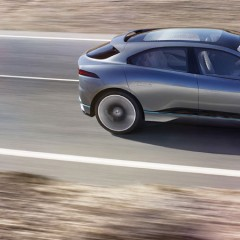 Nine things to know about the Jaguar I-Pace concept car