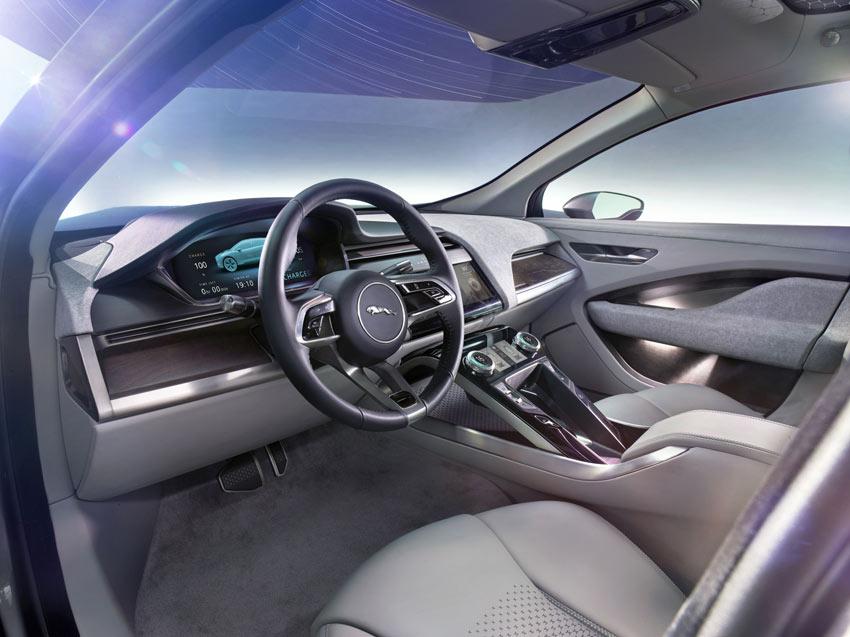 Jaguar's new I-Pace