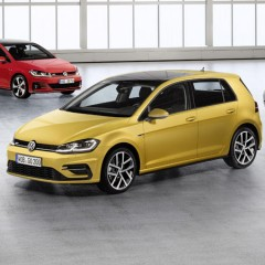 Eight things to know about the 2017 Volkswagen Golf