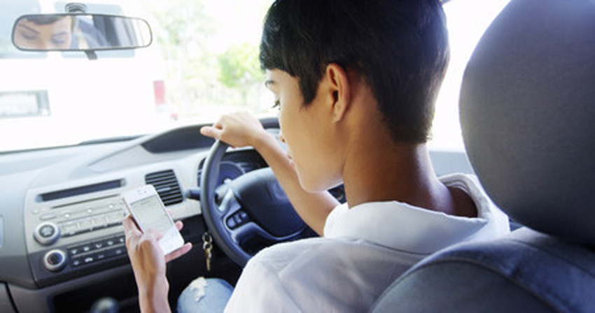 GEM warns drivers: mobile phone penalties to double on 1 March